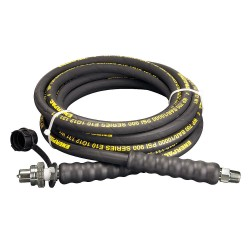 Enerpac - HC9320 - 20 Ft. Rubber High Pressure Hydraulic Hose