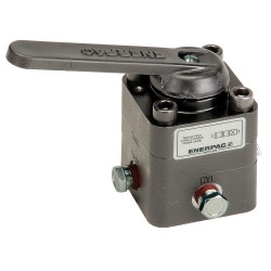 Enerpac - VC20 - 10, 000 Max. Pressure (PSI) Manual, 4-Way, 3 Position Closed Center Directional Control Valve