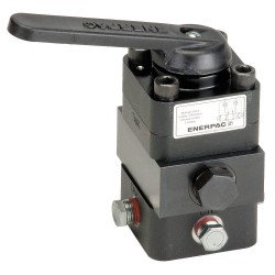 Enerpac - VC20L - 10, 000 Max. Pressure (PSI) Manual, 4-Way, 3 Position Closed Center Locking Directional Control Valve