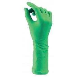 Ansell-Edmont - 93-700 - Cleanroom Gloves, Nitrile, Sz S, PK200