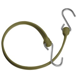 The Better Bungee - BBS12GMG - Polystrap, Military Green, 12 in. L