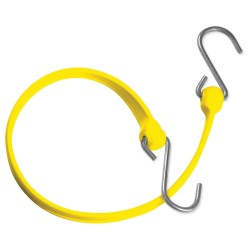 The Better Bungee - BBS24GY - Polystrap, Yellow, 24 in. L