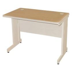 Pronto Products - PTR4224M_UTOK - Rectangle Training Table, Oak, 42W x 24 Depth