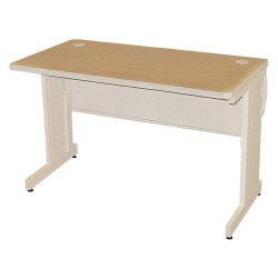 Pronto Products - PTR4824L_UTOK - Rectangle Training Table, Oak, 48W x 24 Depth