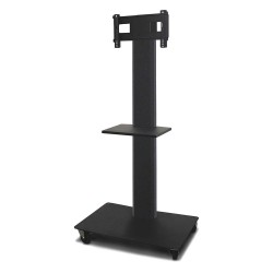Marvel Group - MVPFS3265DT - TV/Monitor Stand, 36in.Wx24in.D, Black