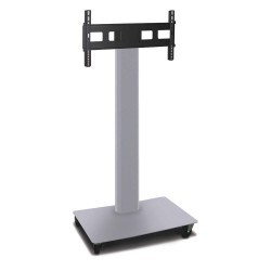 Marvel Group - MVPFE6055ST - TV/Monitor Stand, 36in.Wx55in.H, Steel