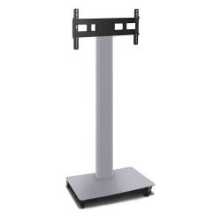 Marvel Group - MVPFE6080ST - TV/Monitor Stand, 36inWx24inD, Steel, Silvr