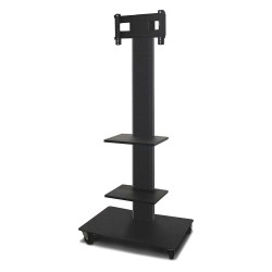 Marvel Group - MVPFS3280DT-2 - TV/Monitor Stand, 36inWx24inDx80inH, Steel