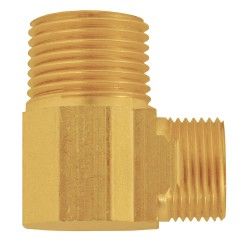 Columbia Sanitary Products - 1008 - Brass Elbow, For Use With SANI-LAV Valves