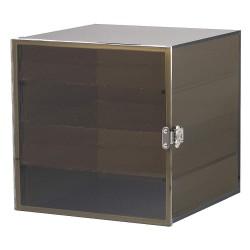 Bel-Art - 420660001 - Cabinet, Acrylic, Desiccator, Bronze,