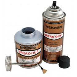 Rectorseal - 73431 - Rectorseal 73431 1 Lb. Can Break-Out High-Temp Anti-Seize - 12 Pack
