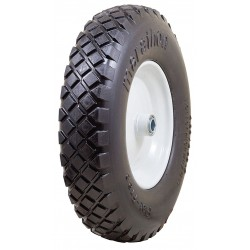 Other - 00056 - 15-37/64 Light-Medium Duty Knobby Tread Solid Wheel, 500 lb. Load Rating