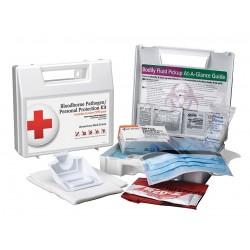 Bloodborne Pathogen Cleanup Kits