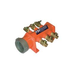 FSI North America - F-MMU256 - Multi-Manifold Water Unit, Orange