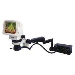 Laxco - A10-MV64 - Stereo Zoom Microscope, 3.2X to 100X Mag