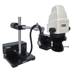 Laxco - BM300-MV2 - Stereo Zoom Microscope, 11X to 35X Magni
