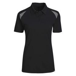 Dickies - FS606BKSM - Short Sleeve Polo, Black Smoke, S