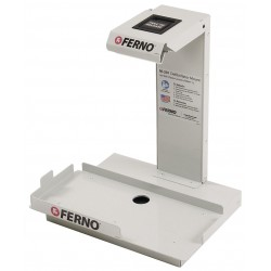 Ferno-Washington - M-201 - Defibrillator Mount; For Use With Physio Control Lifepak (12) with AC Adapter
