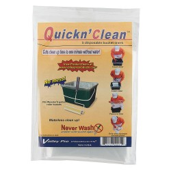 Wooster - R471 - Paint Bucket Liner, 4 gal., Plastic