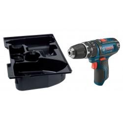 Bosch - PS130BN - Bosch PS130BN 12-Volt 3/8-Inch Max Exact-Fit Hammer Drill, (Bare-Tool)