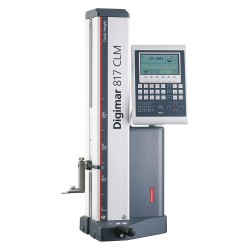 Mahr Federal - 4429010 - Digimar 817 CLM Height Gage, 0 to 14/0 to 340mm Range, 520mm Resolution