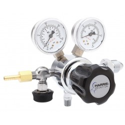 Harris - KH1011 - 401C Series Specialty Gas Regulator, 0 to 50 psi, 2.125, Medical Air