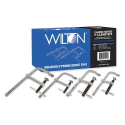 Wilton - 11116 - F-Clamp Kit, 1800 Nominal Clamping Pressure