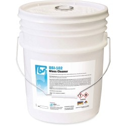 Best Sanitizers - BSI1022 - 5 gal. Glass Cleaner, 1 EA