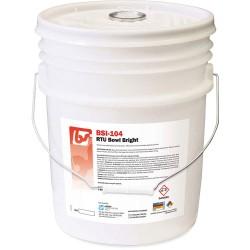 Best Sanitizers - BSI1042 - 5 gal. Toilet Bowl Cleaner, 1 EA