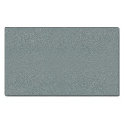Ghent - 12UV48-W199 - Stone Vinyl Bulletin Board, Frameless Frame Material, 96-5/8 Width, 48-5/8 Height