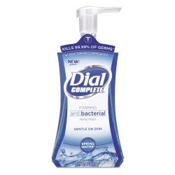 Dial - 05401 - Hand Soap, Spring Water, 7.5 oz. Bottle, Package Quantity 8