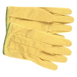 Memphis Glove - 9850L - Smooth Vinyl Coated Gloves, Size L, Yellow