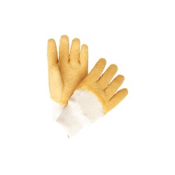Memphis Glove - 6830 - Rubber Coated Glove Jersey Lined Knit Wrist