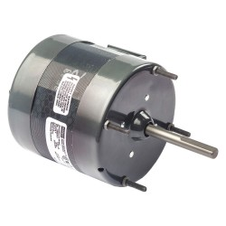 Fasco - 71085162 - 1/12 HP Condenser Fan Motor, Shaded Pole, 1550 Nameplate RPM, 115/230 VoltageFrame Non-Standard