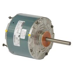 Fasco - 5KCP39EFAE35S - 1/6 HP Condenser Fan Motor, Permanent Split Capacitor, 825 Nameplate RPM, 208-230 VoltageFrame 48