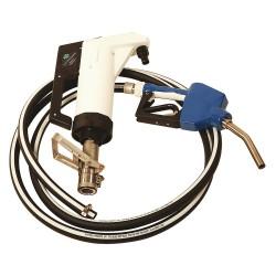 Liquidynamics - 560008V-S1A - Hand Operated Drum Pump, Polypropylene, SS