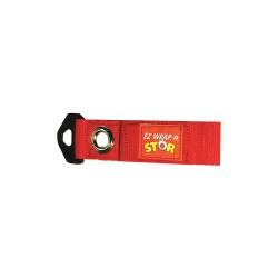 Fastenation - EZWRAPNGSTORS - Strap, Red, 1-1/2
