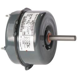 Genteq - 5KCP29ECA321S - 1/6 HP Condenser Fan Motor, Permanent Split Capacitor, 1075 Nameplate RPM, 208-230 VoltageFrame 42