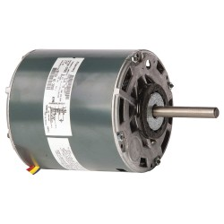 Genteq - 5KCP39PG9701S - 1/3 HP OEM Replacement Motor, Permanent Split Capacitor, 825 Nameplate RPM, 230 VoltageFrame 48