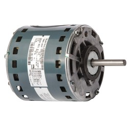 Genteq - 5KCP39PGS511S - 3/4 HP Condenser Fan Motor, Permanent Split Capacitor, 1075 Nameplate RPM, 115 VoltageFrame 48