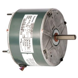 Genteq - 5KCP39BGY814S - 1/8 HP Condenser Fan Motor, Permanent Split Capacitor, 1650 Nameplate RPM, 208-230 VoltageFrame 48