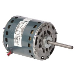 Genteq - 5KCP39PFY829S - 1/2 HP OEM Replacement Motor, Permanent Split Capacitor, 850 Nameplate RPM, 208-230 Voltage