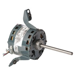 Genteq - 5KCP29KK8983S - 1/8 HP OEM Replacement Motor, Permanent Split Capacitor, 950 Nameplate RPM, 115 VoltageFrame 29