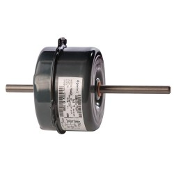 Genteq - 5KCP29ECA446S - 1/8 HP Direct Drive Blower Motor, Permanent Split Capacitor, 1400/1150 Nameplate RPM, 208-230 Voltag