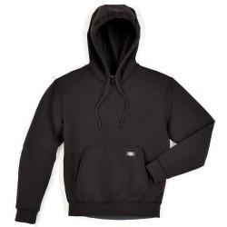 Dickies - TW392BK 2X RG - Hooded Sweatshirt, Pullover, Black, 2XL