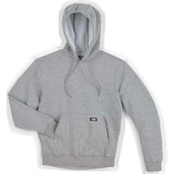 Dickies - TW392HG 2X RG - Hooded Sweatshirt, Pullover, Hthr Gry, 2XL