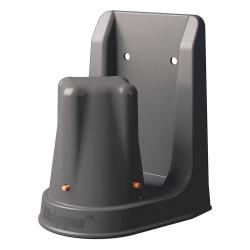 Skipper - M/SUPPORT01 - Plastic Bracket For Retractable Barrier, Magnetic
