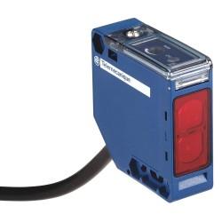 Telemecanique / Schneider Electric - XUK9ARCNL2 - 70mm Selectable Light On/Dark On Rectangular Photoelectric Sensor; Sensing Method: Retroreflective