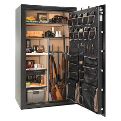 Liberty Safe - AS50-BKG-B-D - 28 cu. ft. Gun Safe, 1125 lb. Net Weight, 1/2 hr. Fire Rating, Electronic Lock Style