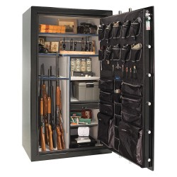 Liberty Safe - AS50-BKG-C-D - 28 cu. ft. Gun Safe, 1125 lb. Net Weight, 1/2 hr. Fire Rating, Electronic Lock Style